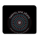 Twenty One Pilots Large Mousepads