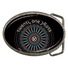Twenty One Pilots Belt Buckles by Onesevenart