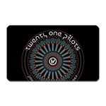 Twenty One Pilots Magnet (Rectangular)