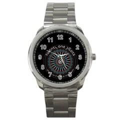 Twenty One Pilots Sport Metal Watch by Onesevenart