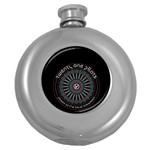 Twenty One Pilots Round Hip Flask (5 oz)
