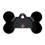 Twenty One Pilots Dog Tag Bone (Two Sides)