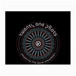 Twenty One Pilots Small Glasses Cloth (2-Side)