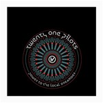 Twenty One Pilots Medium Glasses Cloth
