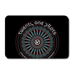 Twenty One Pilots Plate Mats by Onesevenart