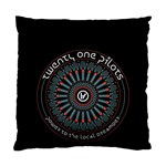 Twenty One Pilots Standard Cushion Case (One Side)