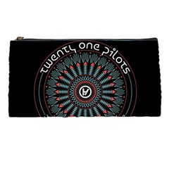 Twenty One Pilots Pencil Cases by Onesevenart