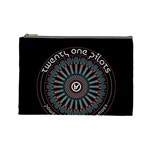 Twenty One Pilots Cosmetic Bag (Large)