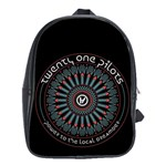 Twenty One Pilots School Bags(Large)