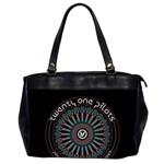 Twenty One Pilots Office Handbags (2 Sides)