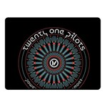 Twenty One Pilots Fleece Blanket (Small)
