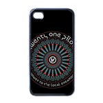 Twenty One Pilots Apple iPhone 4 Case (Black)