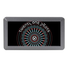 Twenty One Pilots Memory Card Reader (mini) by Onesevenart