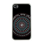 Twenty One Pilots Apple iPhone 4 Case (Clear)