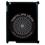 Twenty One Pilots Apple iPad 2 Case (Black)