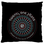 Twenty One Pilots Large Cushion Case (Two Sides)