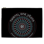 Twenty One Pilots Cosmetic Bag (XXL)