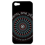 Twenty One Pilots Apple iPhone 5 Hardshell Case
