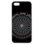 Twenty One Pilots Apple iPhone 5 Seamless Case (Black)