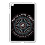Twenty One Pilots Apple iPad Mini Case (White)