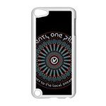 Twenty One Pilots Apple iPod Touch 5 Case (White)