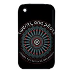 Twenty One Pilots Apple iPhone 3G/3GS Hardshell Case (PC+Silicone)