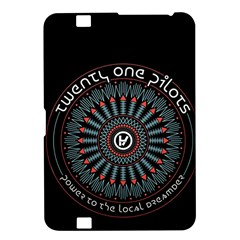 Twenty One Pilots Kindle Fire Hd 8 9  by Onesevenart