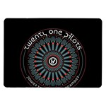 Twenty One Pilots Samsung Galaxy Tab 10.1  P7500 Flip Case
