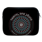Twenty One Pilots Apple iPad 2/3/4 Zipper Cases