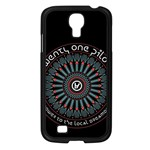 Twenty One Pilots Samsung Galaxy S4 I9500/ I9505 Case (Black)