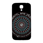 Twenty One Pilots Samsung Galaxy S4 I9500/I9505  Hardshell Back Case