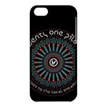 Twenty One Pilots Apple iPhone 5C Hardshell Case