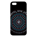Twenty One Pilots iPhone 5S/ SE Premium Hardshell Case