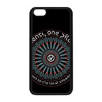 Twenty One Pilots Apple iPhone 5C Seamless Case (Black)
