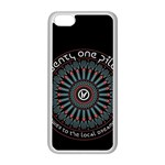 Twenty One Pilots Apple iPhone 5C Seamless Case (White)