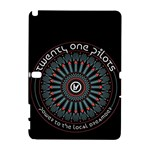 Twenty One Pilots Samsung Galaxy Note 10.1 (P600) Hardshell Case