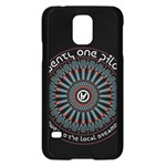 Twenty One Pilots Samsung Galaxy S5 Case (Black)