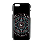 Twenty One Pilots Apple iPhone 6/6S Black Enamel Case