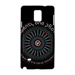 Twenty One Pilots Samsung Galaxy Note 4 Hardshell Case