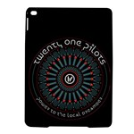 Twenty One Pilots iPad Air 2 Hardshell Cases