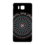 Twenty One Pilots Samsung Galaxy Alpha Hardshell Back Case