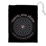 Twenty One Pilots Drawstring Pouches (XXL)