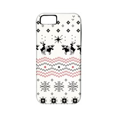 Ugly Christmas Humping Apple Iphone 5 Classic Hardshell Case (pc+silicone) by Onesevenart