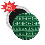 Ugly Christmas 2.25  Magnets (100 pack)