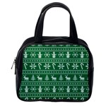 Ugly Christmas Classic Handbags (One Side)