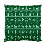 Ugly Christmas Standard Cushion Case (One Side)