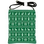 Ugly Christmas Shoulder Sling Bags