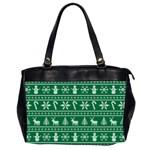 Ugly Christmas Office Handbags (2 Sides)