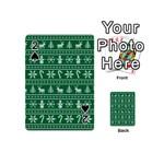 Ugly Christmas Playing Cards 54 (Mini)