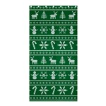 Ugly Christmas Shower Curtain 36  x 72  (Stall)